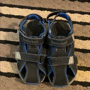Timberland sandals boys
